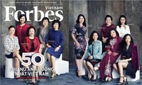 ベトナムで最も影響力のある女性50人のグェン・バン・アインさん