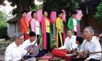 ベトナムの伝統的歌劇ハットチェオ