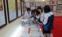 ハイズオン省で、「ホアンサ、チュオンサ・歴史的法的証拠」展示会