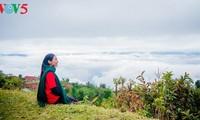 雲の海に浮かぶ北西部山岳地帯
