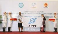 ベトナム、APPF議長国ポストを受け継ぐ