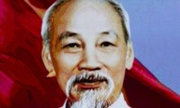 ベトナムのホーチミン主席を讃える歌