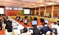 APECの財務高級実務者会合始まる
