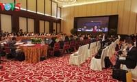 APEC SOM2の最後の議事日程