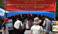 在日ベトナム人会、ベトナム領海に関する展示会を開催