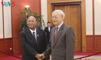 越・カンボジア・ラオスの友好協力関係の強化