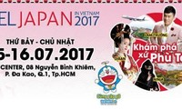 ホーチミン市で 「Feel Japan in Vietnam 2017」開催