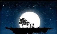 月にちなんだ曲