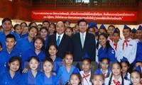 ベトナム・ラオス友好関係