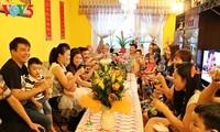 あるチェコ在住ベトナム人家族の伝統の維持