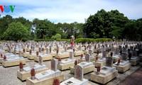 チュオンソン戦没者墓地