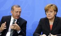 トルコ大統領「敵を支持するな」 トルコ系ドイツ人に呼び掛け