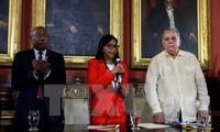 ベネズエラ 大統領派の「制憲議会」 従来の議会の立法権を剥奪