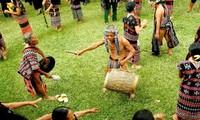 パコ族の新米祭り