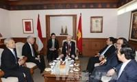 ベトナム・インドネシア、あらゆる分野で協力を拡大