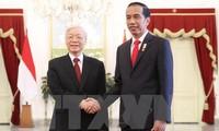 インドネシアのマスメディア:ベトナムとインドネシアとの関係を評価