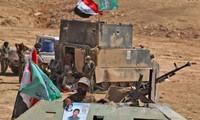 イラク軍、「イスラム国」拠点への攻撃開始
