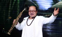 Tran Manh Tuanのジャズサキソフォンの演奏