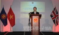 英国、ベトナムとの貿易協力を強化したい