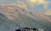 バリ島で噴火の恐れ