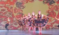 国際舞踊フェスティバル終わる