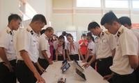 第3海軍管区での領海に関する展示会