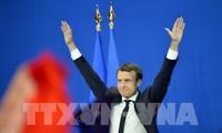 仏上院選、マクロン大統領の与党敗北 右派が勢力拡大