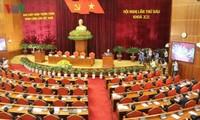 党中央委総会での書記長の閉幕演説の主な内容