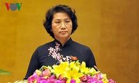 ガン議長、カザフスタン訪問を終える