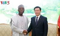 ベトナム ナイジェリアとのITと農業協力を強化