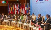 ASEM外相会議 平和・持続可能な開発のために協力