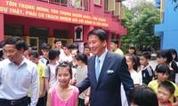 ベトナム孤児の日本人お父さん