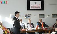 チェコ・ベトナム友好協会設立20周年を記念