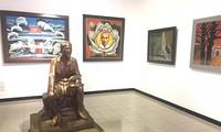 美術・写真・展示局設立45周年を記念する展示会