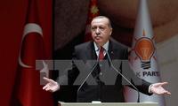 トルコ 反イスラエルの急先鋒に 「テロ国家」と非難