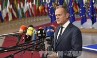 EU首脳会議 英の離脱 交渉の第2段階入り承認へ