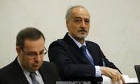 シリア和平協議、成果なし
