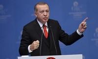 トルコ大統領「東エルサレムに大使館も」 米に対抗措置
