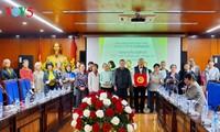 ベトナムで歌おう「青い空は」交流の旅