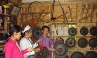 少数民族ムオン族の文化保存