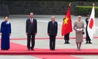 クアン国家主席の日本国賓訪問