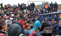難民問題 欧州の亀裂につながる