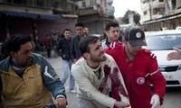 Kamis, tanggal 15 Maret menandai genap satu tahun krisis politik dan kekacauan di Suriah.