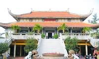 Naskah dari kayu pagoda Vinh Nghierm mendapat pengakuran UNESCO sebagai warisan dokumen umat manusia.