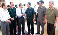 Persidangan ke-9 Komisi Pertahanan dan Keamanan Majelis Nasional Vietnam