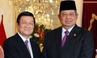 Tonggak sejarah dalam hubungan Vietnam-Indonesia