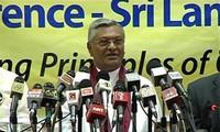 Presiden Truong Tan Sang menemui Ketua Parlemen Sri Lanka, Chamal Rajapaksa