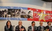 Banyak aktivitas memperingati kemenangan tanggal 30 April di Argentina, Mesir dan India