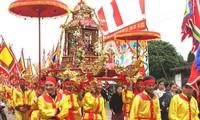 Mengkonservasikan nilai kebudayaan Vietnam dalam pesta-pesta tradisional
