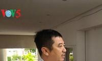 Quang Thanh Giang, komponis muda yang menggandrungi kreativitas